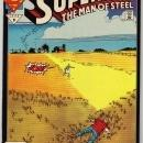 Superman  The Man of Steel #21 comic book near mint 9.4