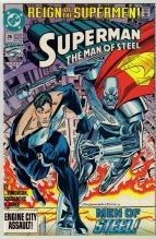 Superman  The Man of Steel #26 comic book mint 9.8