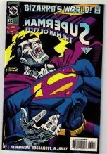 Superman  The Man of Steel #32 comic book mint 9.8