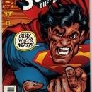 Superman  The Man of Steel #46 comic book near mint 9.4