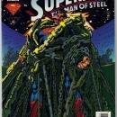 Superman  The Man of Steel #50 comic book near mint 9.4