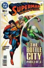 Superman  The Man of Steel #60 comic book near mint 9.4