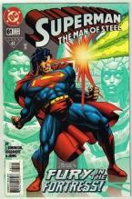 Superman  The Man of Steel #61 comic book near mint 9.4