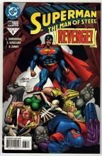 Superman  The Man of Steel #65 comic book near mint 9.4