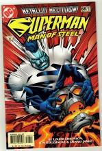 Superman  The Man of Steel #68 comic book mint 9.8