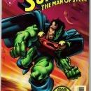 Superman  The Man of Steel #92 comic book near mint 9.4