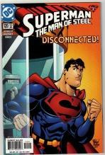 Superman  The Man of Steel #120 comic book mint 9.8