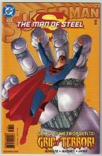 Superman  The Man of Steel #123 comic book mint 9.8