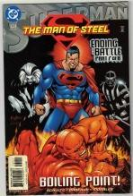 Superman  The Man of Steel #131 comic book mint 9.8