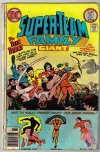 Super-team Family #7 comic book good/very good 3.0