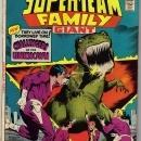 Super-team Family #8 comic book fine 6.0