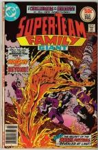 Super-team Family #9 comic book fine 6.0