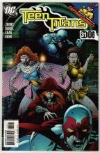 Teen Titans #31 comic book mint 9.8