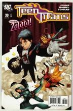 Teen Titans #39 comic book mint 9.8