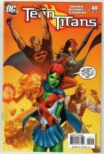 Teen Titans #40 comic book mint 9.8
