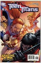 Teen Titans #49 comic book mint 9.8