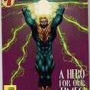 Triumph #1 comic book near mint 9.4