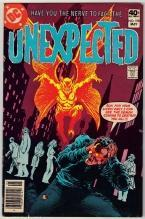 The Unexpected #198 comic book very good 4.0