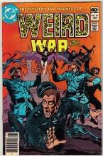 Weird War Tales #83 comic book very fine 8.0