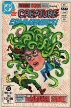 Weird War Tales #112 comic book very fine 8.0