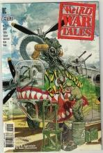 Weird War Tales #2 Vertigo comic book near mint 9.4