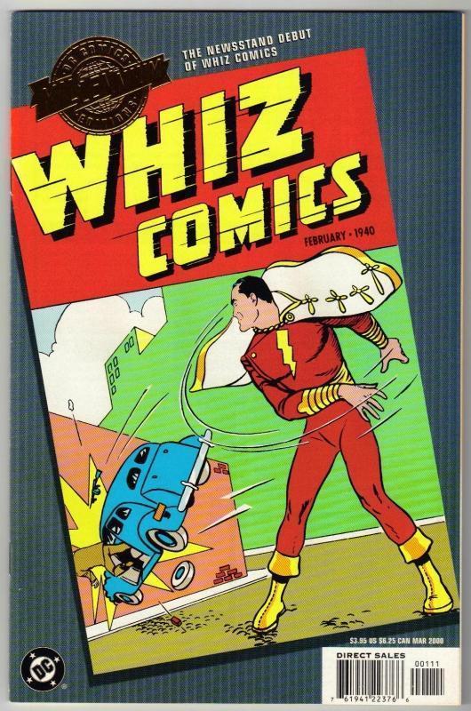 Whiz Comics #1 comic book near mint 9.4