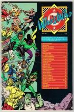 Who's Who #9 comic book near mint 9.4
