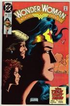 Wonder Woman #41 comic book near mint 9.4