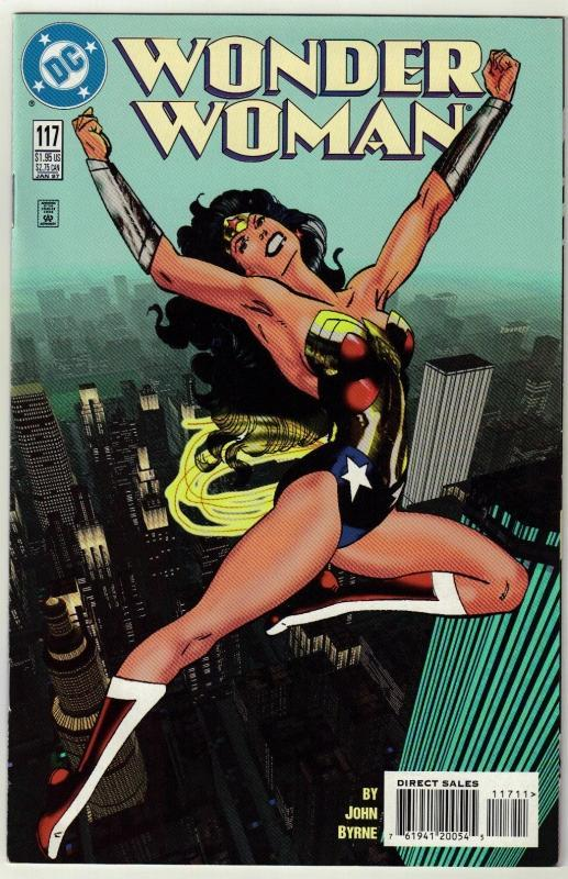 Wonder Woman #117 comic book near mint 9.4