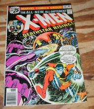 Uncanny X-men #99 comic book very good 4.0