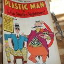 Plastic Man #2 comic very good/fine 5.0