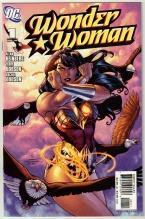 Wonder Woman #1 comic book mint 9.8