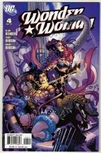 Wonder Woman #4 comic book near mint 9.4
