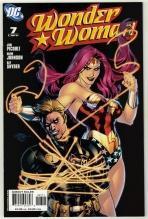 Wonder Woman #7 comic book near mint 9.4
