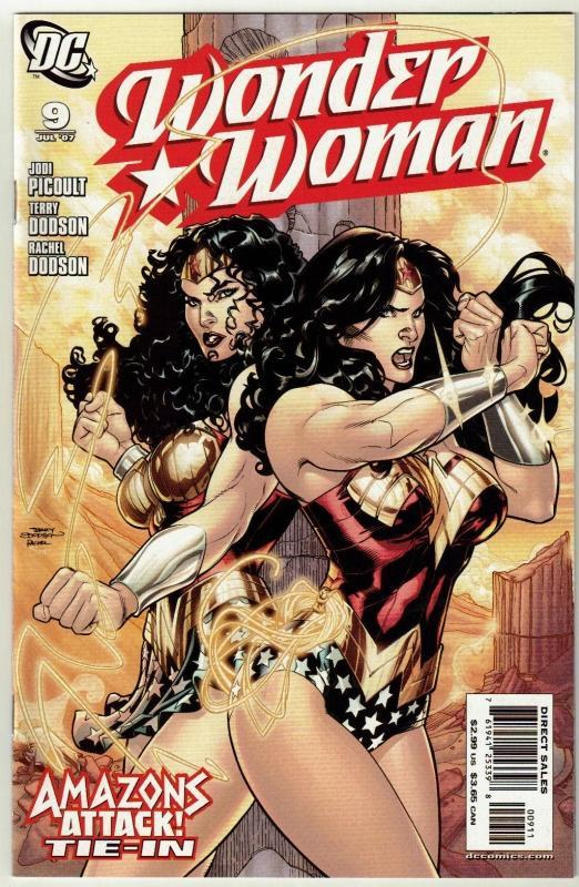 Wonder Woman #9 comic book mint 9.8