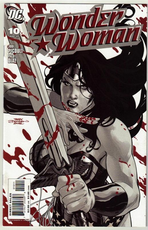 Wonder Woman #10 comic book mint 9.8