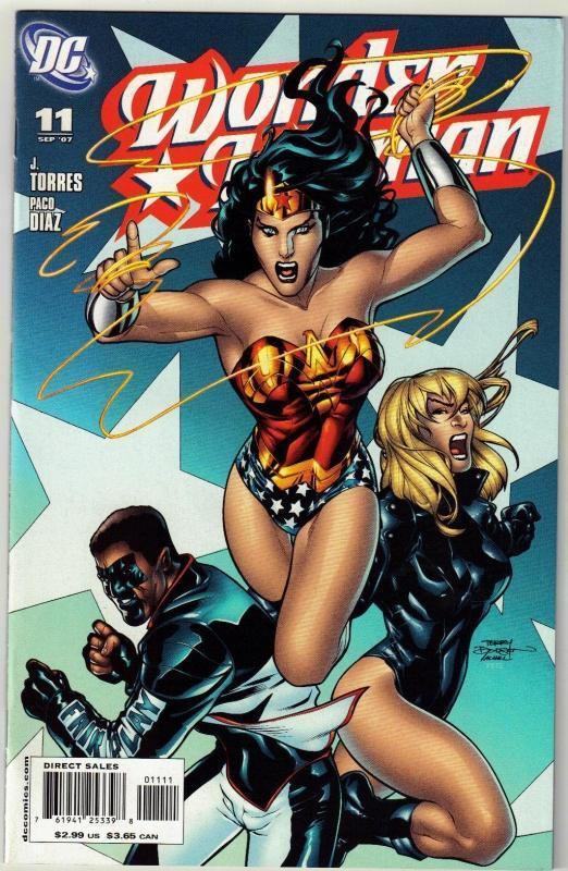 Wonder Woman #11 comic book mint 9.8