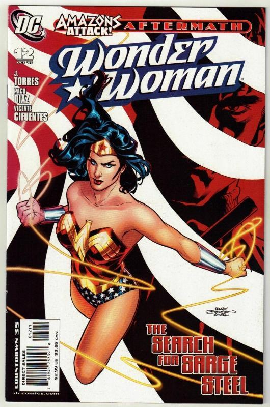 Wonder Woman #12 comic book near mint 9.4