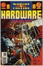 Hardware #17 comic book near mint 9.4