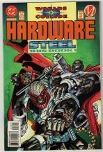 Hardware #18 comic book near mint 9.4
