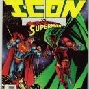 Icon #16 comic book near mint 9.4
