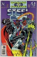 Steel #8 comic book mint 9.8