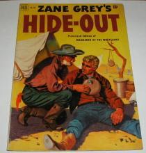 Zane Grey's Hide-out #346 comic book fn 6.0