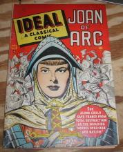 Ideal #3 (Joan of Arc) comic book fine 6.0