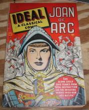 Ideal #3 (Joan of Arc) comic book fine 6.0