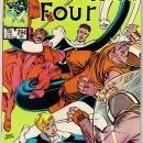 Fantastic Four #294 comic book near mint 9.4