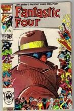 Fantastic Four #296 comic book near mint 9.4