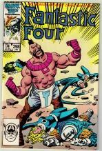 Fantastic Four #298 comic book mint 9.8