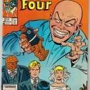 Fantastic Four #300 comic book near mint 9.4