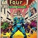 Fantastic Four #302 comic book near mint 9.4